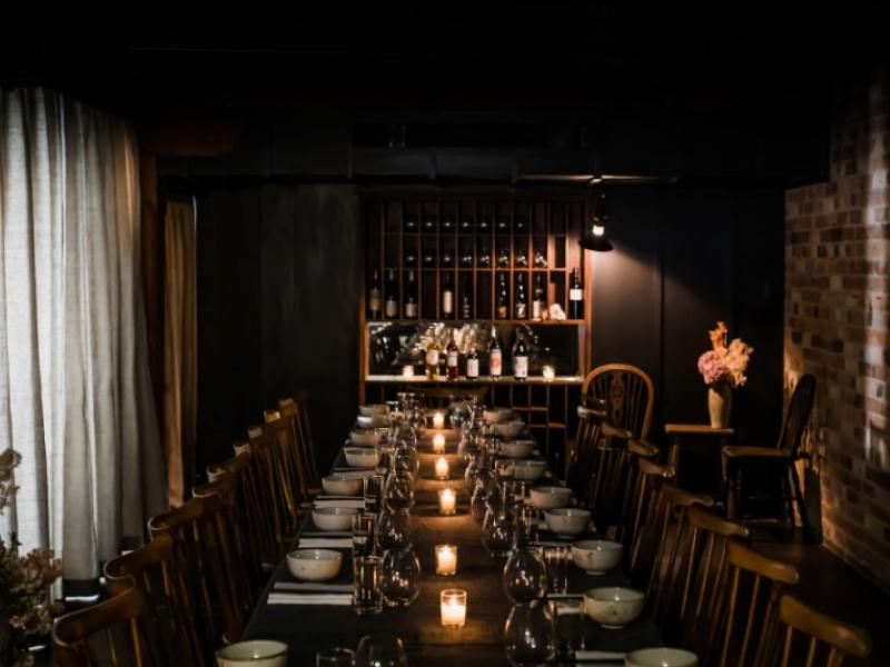 Private Dining - The Parlour
