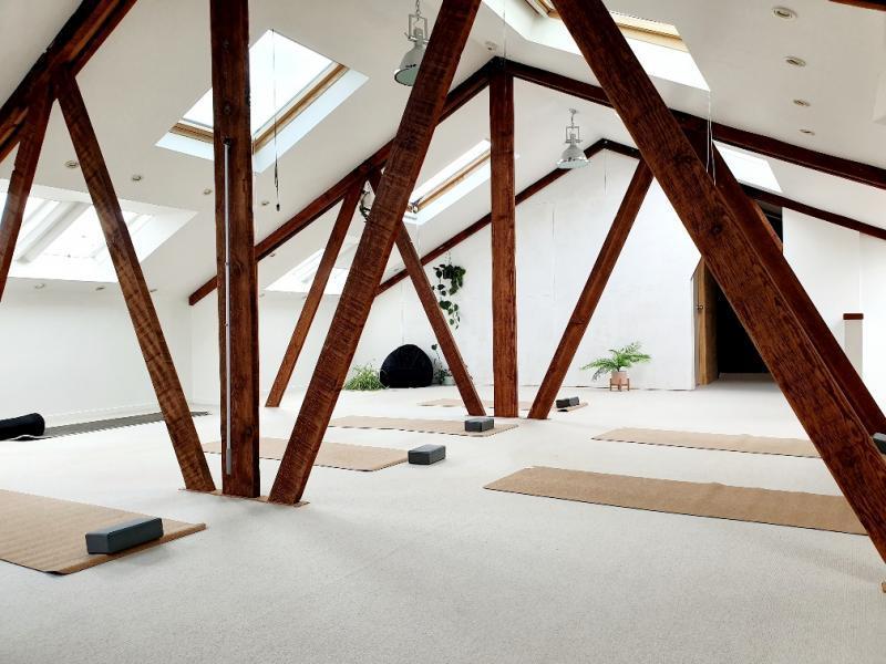Light Filled Morningside Studio