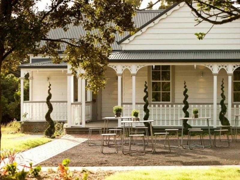 Heritage Listed Shoot Location - Auckland