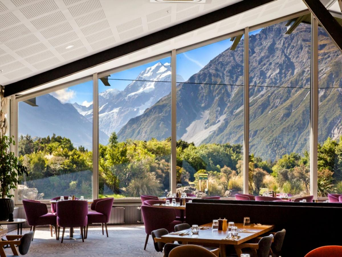Phenomenal Southern Alps Events Space