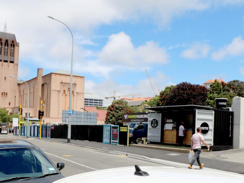 Permanent, Affordable Thorndon Parking!
