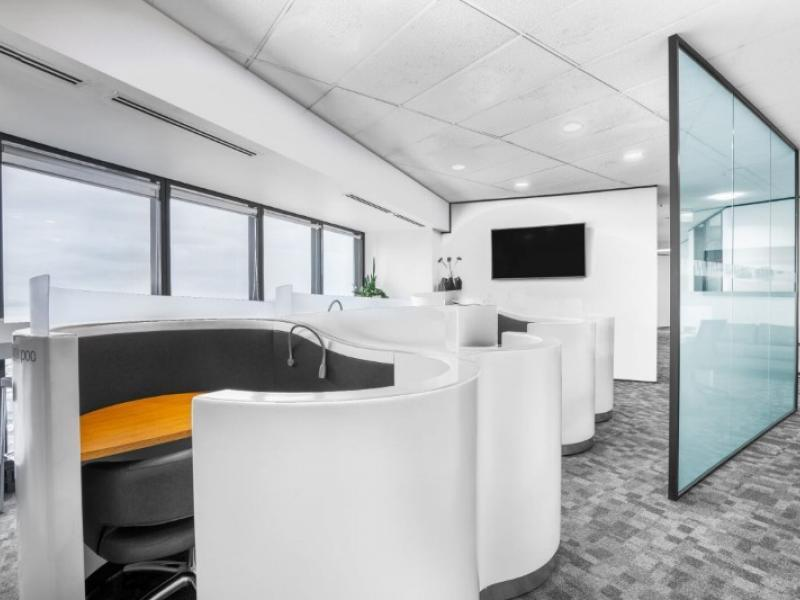 Flexible Office Solutions in the ANZ Building