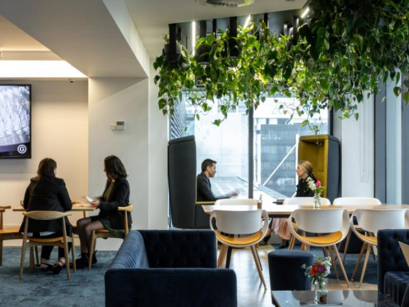 Coworking - Britomart Place
