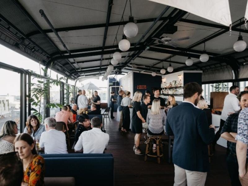 Stunning Rooftop Venue in Britomart