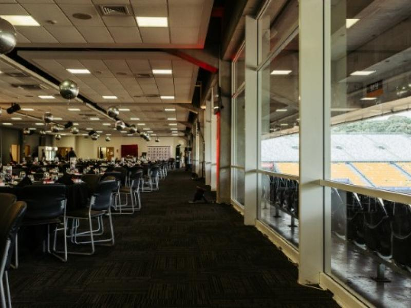 Event Space Available at Mt Smart Stadium