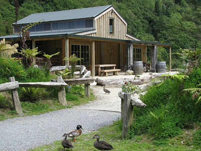Wildlife Reserve & Café Function Venue