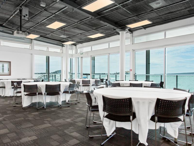 Waterfront venue with wrap around balcony  image 6