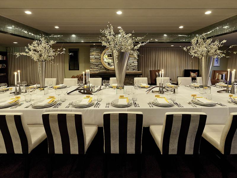 Sophisticated and Striking Queenstown Venue
