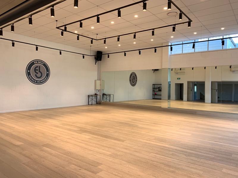 A brand new dance studio in North Shore